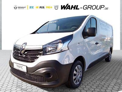 gebraucht Renault Trafic LKW Komfort L2H1