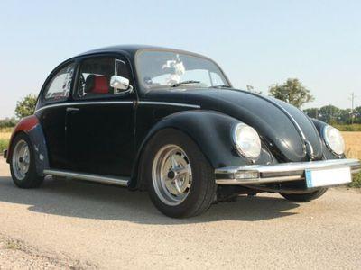 gebraucht VW Käfer 1600i schwarz tiefer TÜV neu