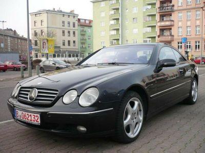 używany Mercedes 500 CL-CoupeAUTOMATIK-KLIMA-LEDER-NAVI