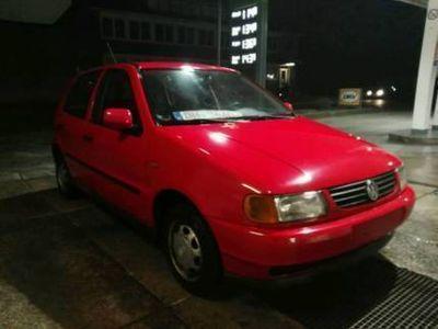 gebraucht VW Polo 6N in Rot mit TÜV bis 03/19 (Lesen)