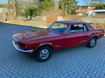 gebraucht Ford Mustang (USA)(Hardtop-) Coupé, EZ 01...