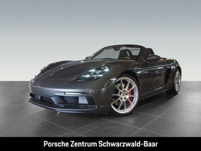 gebraucht Porsche 718 Boxster GTS 4.0 BOSE PASM Interieur Paket GTS