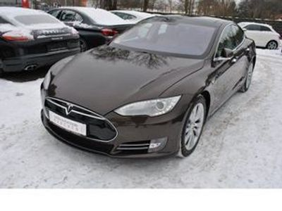 gebraucht Tesla Model S -Basis Panorama Tech Package Supercharge