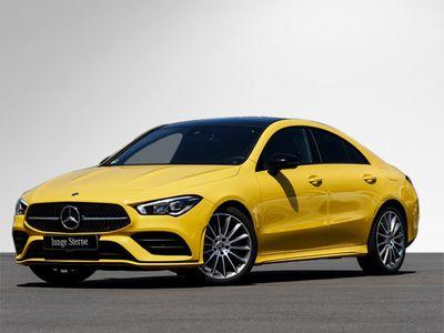 gebraucht Mercedes CLA250 AMG-Sport/Navi/LED/Pano/Night/Park-A/SHZ