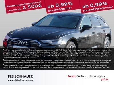 gebraucht Audi A6 Avant Sport 45 TDI quattro 3.0 NAVI ACC AHK
