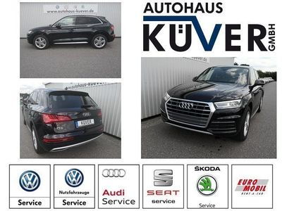 gebraucht Audi Q5 2,0 TDI Quattro S-Tronic Sport S-Line AHK