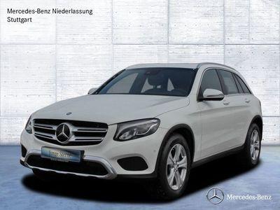 gebraucht Mercedes GLC220 d 4MATIC