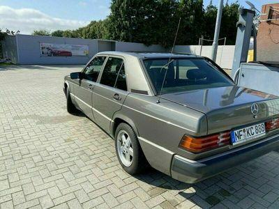 gebraucht Mercedes 190 w201 ,Mercedes Benz ,babybenz