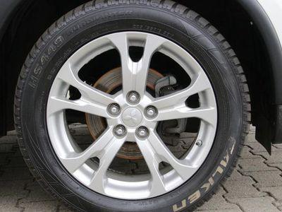gebraucht Mitsubishi Outlander 2,2 DI-D DIAMANT 4WD AT