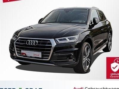 gebraucht Audi Q5 2.0TDIqu. S tronic/LED/Standhzg/ACC/AHK/20