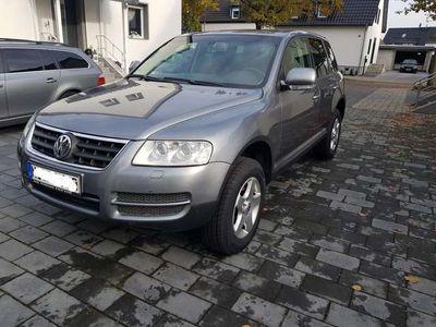 gebraucht VW Touareg 2.5 R5 TDI Automatik * AT Motor * Navi * Leder