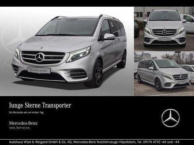 gebraucht Mercedes V250 d 4MATIC EDITION Kompakt AMG Line+7Si.+LED