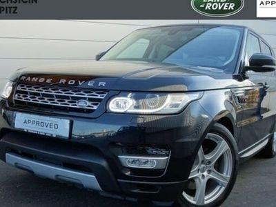 gebraucht Land Rover Range Rover Sport TDV6 HSE +Pano +Sitzklima +TWA