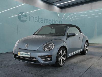 gebraucht VW Beetle BeetleCabrio SOUND 1.2TSI Navi Xeno LM18 Fender