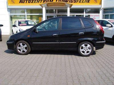 used Nissan Almera Tino AUTOMATIK / LEDER / KLIMA / AHK