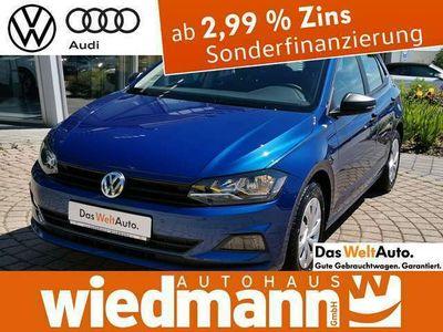 "gebraucht VW Polo Trendline 1,0l TSI ""Cool & Sound"" 5-Gang"