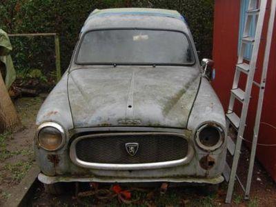 gebraucht Peugeot 403 aus 1966 Projekt Pick UP