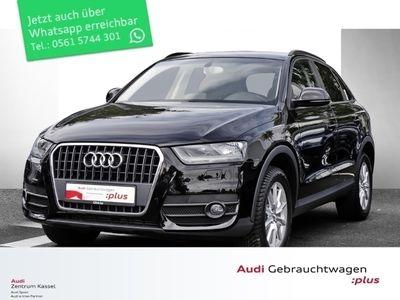 gebraucht Audi Q3 2.0 TDI EU5 Keyless Klima Multif.Lenkrad SHZ PDC DPF 17''
