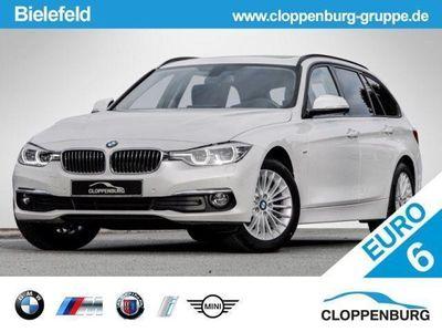 gebraucht BMW 318 d xDrive Luxury Line GSD HUD NAVI LED