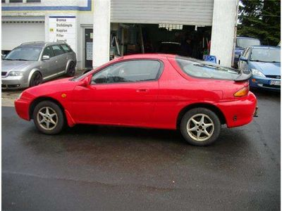 gebraucht Mazda MX3 16V, GASANLAGE, Klima