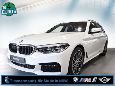 gebraucht BMW 520 d xDrive Touring M Sportpaket Panorama AHK