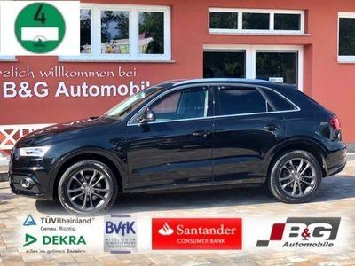 gebraucht Audi Q3 2.0 TDI quattro S-Line*TÜV&Insp.neu*