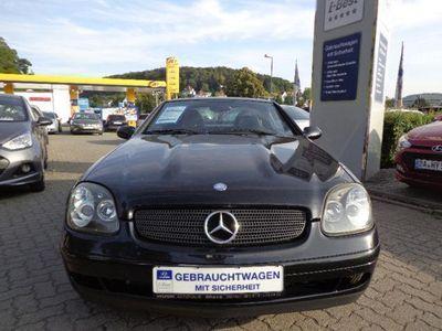 gebraucht Mercedes SLK200