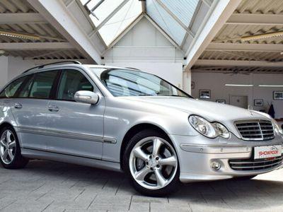 gebraucht Mercedes C320 T CDI Elegance # Comand # Harman K. # AHK
