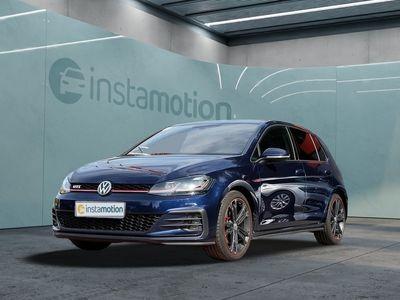 gebraucht VW Golf GolfGTI DSG Navi LED Sitzhzg ActiveInfo LM18
