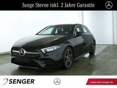 gebraucht Mercedes A220 AMG Line Panorama Navi-Premium LED Shzg.