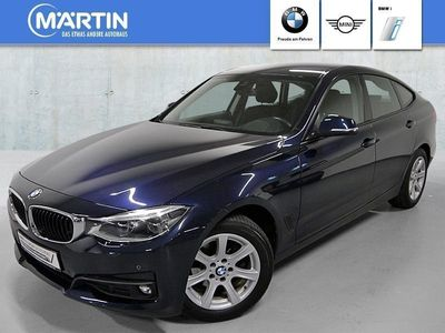 gebraucht BMW 320 d *Gran Turismo*Advantage*Head-Up*LED*AHK*USB*