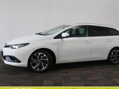 gebraucht Toyota Auris Touring Sports 1.8 VVT-i Hybrid Design