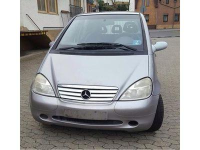 gebraucht Mercedes 170 Leder, klima, Sitzheizung