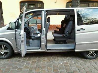 gebraucht Mercedes Vito 120 CDI /8 sitze/Automatik/standheizung