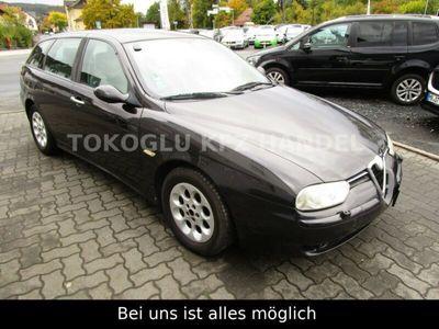 gebraucht Alfa Romeo 156 Sportwagon 2.0 JTS Distinctive/LEDER/NAVI/