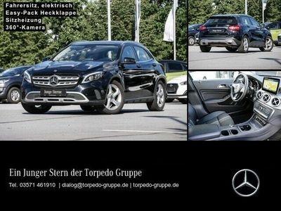 gebraucht Mercedes GLA220 4M URBAN LED+NAVI+KAMERA+SITZHEIZUNG