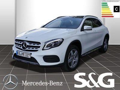 gebraucht Mercedes GLA200 AMG-Line Spur-Pak/COMAND/RF-Kamera/Pano/