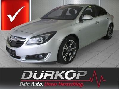 gebraucht Opel Insignia A 2.0 CDTI Sport OPC-Line/NAVI/ACC/XENO