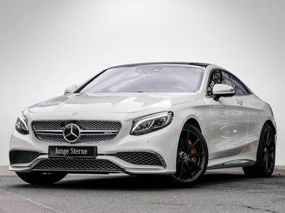 gebraucht Mercedes S65 AMG AMG Coupé Burm3D/Keyl//Desig/HUD/Leder-Rot