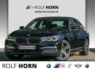 gebraucht BMW 740 d xDrive M Sportpaket Standhzg Laserlicht EU6