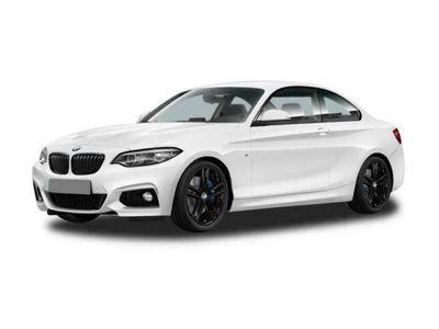 gebraucht BMW 220 220i M Sport ab mon. Rate 379 ¤ Navi PDC SHZ