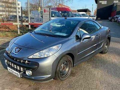 gebraucht Peugeot 207 CC 1.6 16V VTi 120 (W) Cp/Ca2 (JBL)