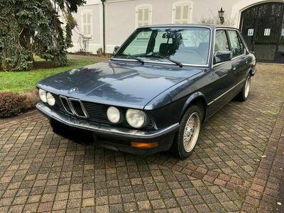 gebraucht BMW 518 e28 i Bj.09/86 H-Zulassung Tüv als Limousine in Weg