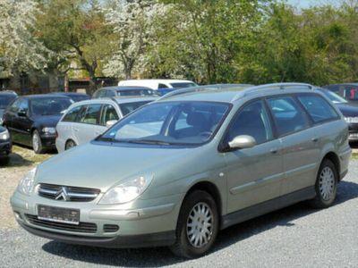gebraucht Citroën C5 Break 1.8 16V VSX Guter Zustand.