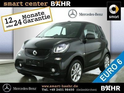 used Smart ForTwo Cabrio 52 kW twinamic Styling/Aut. Autom.