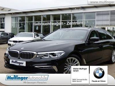 gebraucht BMW 530 i T.xDr.Standh.Driv-Ass+ACC Lenkradh.KomfSitz