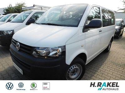 gebraucht VW Transporter T5 Kombi 2.0 l TDI *AHK*