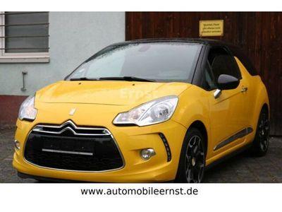 gebraucht Citroën DS3 SportChic THP 155 Tempomat Sitzheizung