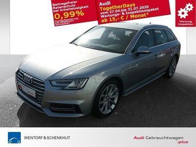 gebraucht Audi A4 Avant 2.0 TDI quattro sport S-line B+O RSE LED