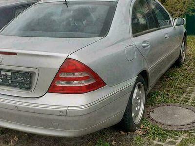 gebraucht Mercedes C270 Mercedes benz